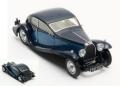[予約]MATRIX(マトリックス) 1/43 ブガッティ タイプ46 スーパープロファイル クーペ 1931 ブルー