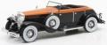 [予約]MATRIX(マトリックス) 1/43 デューセンバーグ Model J Riviera Phaeton by Brunn  1934 ブラック/レッド