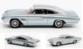 [予約]MATRIX(マトリックス) 1/43 フォード サンダーバード イタリアン ファストバック コンセプト 1963 メタリックシルバー