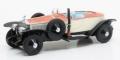 [予約]MATRIX(マトリックス) 1/43 ロールス・ロイス ファントム I Barker Sports Torpedo Roadster 1925 ホワイト/ウッド