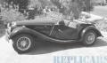 [予約]NEO(ネオ) 1/43 MG TF 1955 ブラック