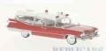 NEO(ネオ) 1/43 キャデラック S&S Superior Landau 救急車 1959