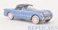 NEO(ネオ) 1/43 シボレー コルベット (C1) (1953) メタリックブルー クローズドルーフ