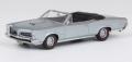 [予約]NEO(ネオ) 1/43 ポンティアック GTO コンバーチブル 1966 メタリックグレー