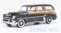 [予約]NEO(ネオ) 1/43 シボレー デラックス スタイルライン ステーション ワゴン 1952 ブラック/ウッド