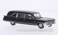 [予約]NEO(ネオ) 1/43 キャディラック シリーズ 62 1962 ミラー・メテオ社霊柩車