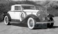 [予約]NEO(ネオ) 1/43 パッカード 902 スタンダード エイト コンバーチブル 1932 ホワイト/レッド