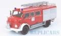 [予約]NEO(ネオ) 1/43 メルセデス L 911 Metz B/36 消防車 1981