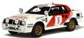 [予約]otto mobile(オットモビル) 1/18 トヨタ セリカ ツインカム グループB Safari Rally 1984 (ホワイト/レッド)世界限定:1,500個