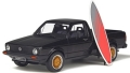 [予約]otto mobile(オットモビル) 1/18 フォルクスワーゲン ゴルフ キャディ(ブラック)世界限定:999個