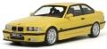 [予約]otto mobile(オットモビル) 1/18 BMW M3 (E36)(イエロー)世界限定:1,500個