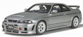 [予約]otto mobile(オットモビル) 1/18 ニスモ 400R (R33)(スパークシルバー)