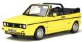 [予約]otto mobile(オットモビル) 1/18 フォルクスワーゲン ゴルフI カブリオレ ヤングライン (イエロー)世界限定:2,000個