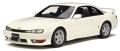 [予約]otto mobile(オットモビル) 1/18 日産 シルビア K's (S14)パールホワイト (限定 300台)