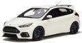 [予約]otto mobile(オットモビル) 1/18 フォード フォーカス RS 2015(ホワイト)世界限定:1,500個