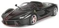[予約]BBR MODELS 1/18 ラ フェラーリ アペルタ(ブラックデイトナ/レッドレザーベース) 限定:99台
