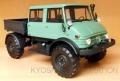 [予約]PremiumClassiXXs(プレミアムクラシックス) 1/18 メルセデス ウニモグ 416 DoKa 1975 (ダークグリーン/ブラック)