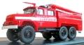 PremiumClassiXXs(プレミアムクラシックス) 1/43 ZIL 131 (AC-40) 消防隊 ポンプ車(レッド)