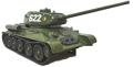 [予約]PremiumClassiXXs(プレミアムクラシックス) 1/43 Kampfpanzer T-34 olive NVA