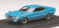 MARK43(マーク43) 1/43 トヨタ セリカ(TA22) スポーツホイール ブルー メタリック