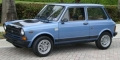 [予約]ixo (イクソ) 1/43 アウトビアンキ A112 アバルト 1980 ブルー