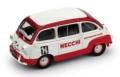 [予約]BRUMM(ブルム) 1/43 フィアット 600 ムルティプラ 1960 NECCHI