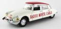 RIO (リオ) 1/43 シトロエン DS 19 ラジオ モンテカルロ ツール・ド・フランス 1962
