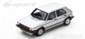 [予約]Spark (スパーク) 1/43 フォルクスワーゲン Golf GTI 1982 (4 Doors/Grey)