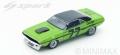 [予約]Spark (スパーク) 1/43 Dodge Challenger No.77 Trans Am 1970 S. Posey