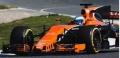 [予約]Spark (スパーク)  1/43 マクラーレン ホンダ MCL32 No.14 オーストラリア GP 2017 Fernando Alonso