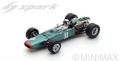 [予約]Spark (スパーク) 1/43 BRM P115 No.11 ドイツ GP 1967 Jackie Stewart