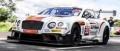 [予約]Spark (スパーク) 1/43 ベントレー Continental GT3 No.30/24h SPA 2016 Team Parker Racing D. Pierce/C. Harris/C.Rosenblad/D. Perel