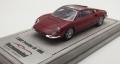 Tecnomodel(テクノモデル) 1/43 フェラーリ 365 P Gianni Agnelli Car レッド 1968