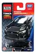 Tomica Cool Drive TCD17 ミツビシ ランサー エボX (ブラック) ※並行輸入品