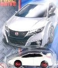 [予約]Tomica Cool Drive TCD25 ホンダ シビック Type R(ホワイト)※並行輸入品