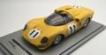 Tecnomodel(テクノモデル) 1/18 フェラーリ 365 P2 チーム エキュリー フランコルシャンモンツァ1000km 1966 #11 Lucien Bianchi/Jean Beurly's