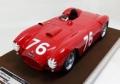 [予約]Tecnomodel(テクノモデル) 1/18 ランチア D24 タルガ フローリオ 1954 優勝車 #76 Piero Taruffi