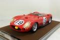 [予約]Tecnomodel(テクノモデル) 1/18 マセラティ 450S セブリング12時間 1957 優勝車 1957 #19 Behra/Fangio
