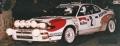 [予約]TOPMARQUES(トップマルケス)1/18 トヨタ セリカ GT-FOUR(ST185) 1992 RACラリー Winner サインツ No.2 ナイトバージョン