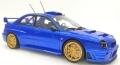 [予約]TOPMARQUES(トップマルケス)1/18 スバル インプレッサ S7 555 WRT(ブルー)  限定 100台