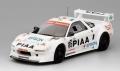 [予約]TrueScale(トゥルースケール) 1/43 Honda NSX GT2 #85 ル・マン24時間 1995 ナカジマ・レーシング