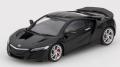 TrueScale(トゥルースケール) 1/43 ホンダ NSX 2017 ベルリナブラック カーボンファイバースポーツパッケージ
