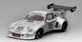 [予約]TrueScale(トゥルースケール) 1/43 ポルシェ 911 カレラ RSR ターボ 1977 #16 IMSA ミッドオハイオ バセク ポラック レーシング