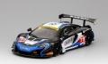[予約]TrueScale(トゥルースケール) 1/43 マクラーレン 650S GT3 #79 ブリティッシュGT ドニントンパークGP 2016 優勝車