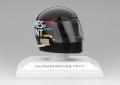 [予約]TrueScale(トゥルースケール) 1/8 ミニチュア ヘルメット:ジェームス・ハント ヘスケス・レーシング 1973