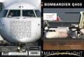 [予約] ( DVD 飛行機 ) AirUtopia マジックオブフライトシリーズ ボンバルディアDHC-8- Q400
