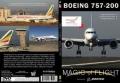 [予約] ( DVD 飛行機 ) AirUtopia マジックオブフライトシリーズ ボーイング757-200