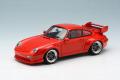 [予約]VISION (ヴィジョン) 1/43 ポルシェ911(993) GT2 Clubsport 1996 ガーズレッド
