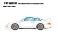 [予約]VISION (ヴィジョン) 1/43 ポルシェ911(993) GT2 Clubsport 1996 ホワイト