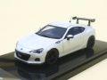 【SALE】WIT'S 1/43 スバル BRZ tS GTパッケージ サテンホワイトパール